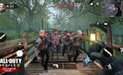 CoDM zombies