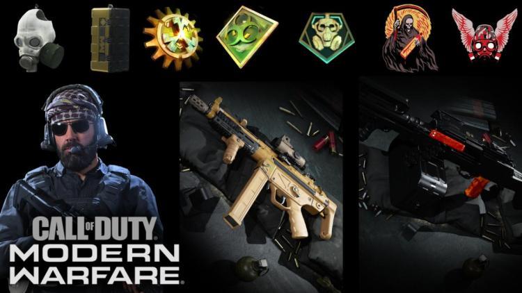 CoD:MW: シーズン1のバトルパス報酬がリーク、新武器2種 / オペレータースキン12種 / 設計図20種 / CODポイントなど(全104種)