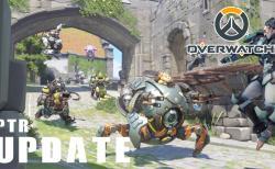 オーバーウォッチ: タンク5名を中心に全9ヒーローに大規模調整、待機中のゲームモードも追加(PTR)
