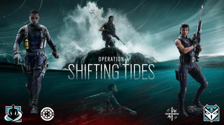 レインボーシックスシージ Operation_SHIFTING_TIDES_Y4S4_