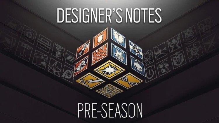 レインボーシックス シージ:Y4S4シーズン前デザイナーノート公開、BOSG+ACOG正式採用!