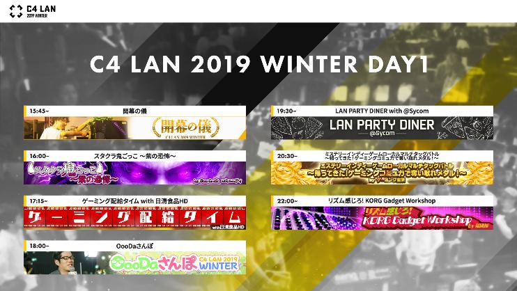 c4 lan day1