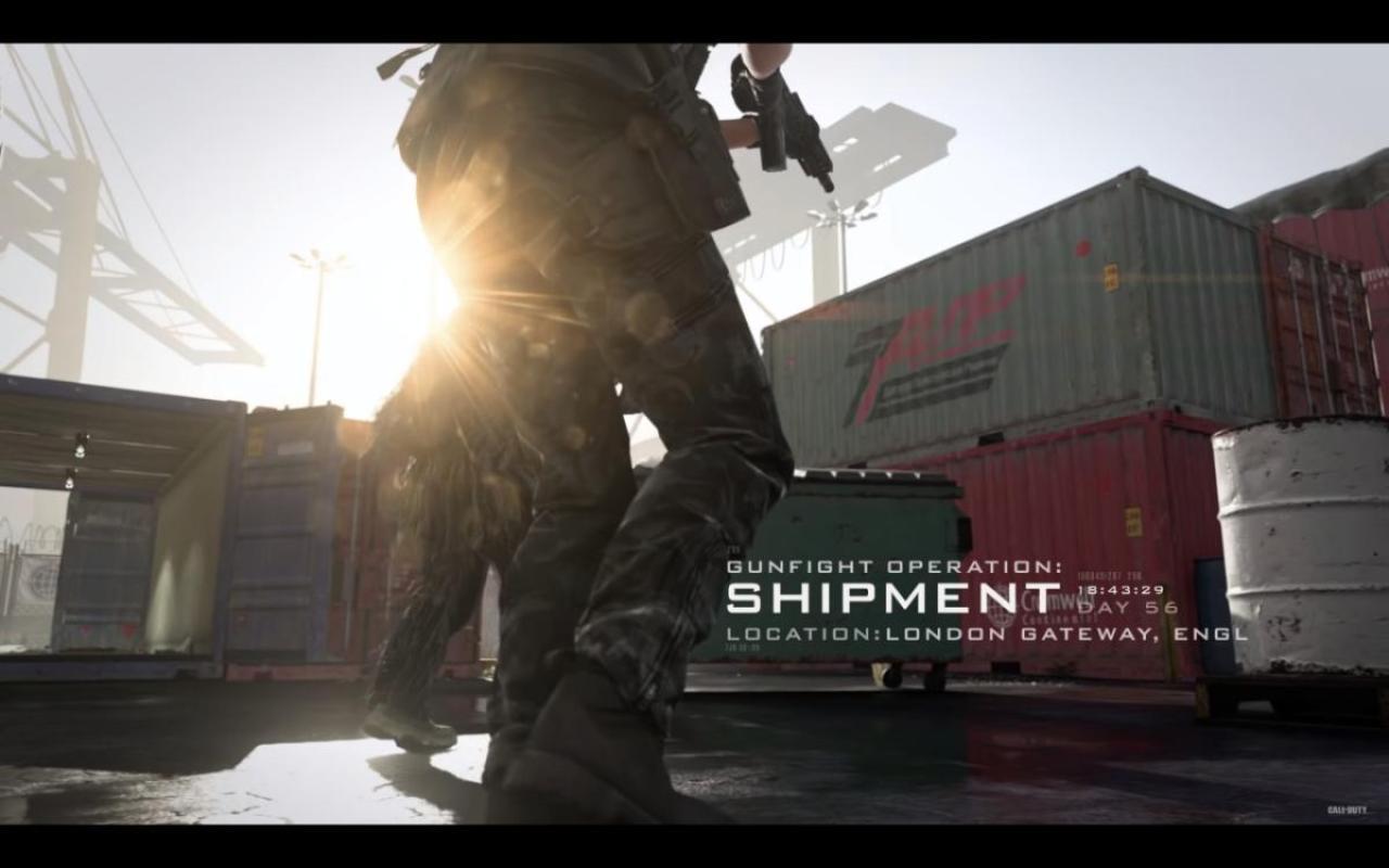 Gunfight Shipment