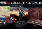 """『バイオハザード RE:3』予約受付開始、ジルのフィギュア付き""""コレクターズ エディション""""やPS Storeでの過去作セールも"""