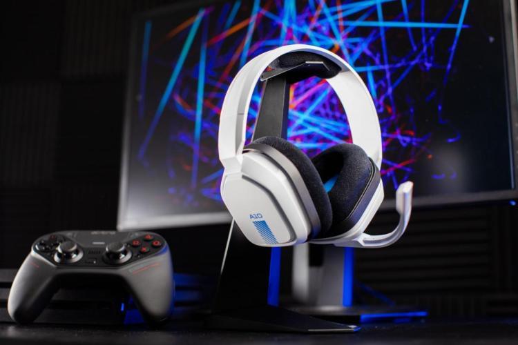 Astro Gaming、ゲーミングヘッドセット「ASTRO A10」の新色ホワイトを1月23日より発売