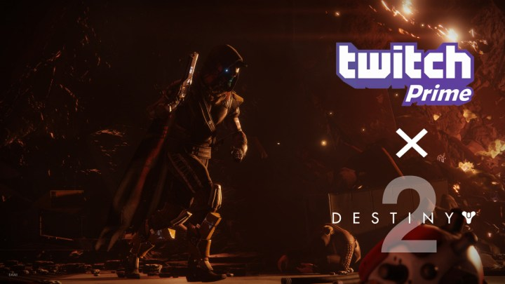 Destiny 2:新規プレイヤーに最適なエキゾチックやレジェンダリー、今後6ヶ月に渡りTwitch Prime特典として配布