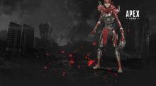 エーペックスレジェンズ:新レジェンド「レヴナント」の画像が公式サイトから発掘、シーズン4で登場か