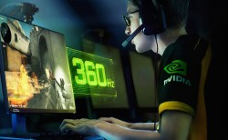 NVIDIA、史上最速360Hzの新しいG-SYNCディスプレイ「ASUS ROG Swift 360」発表
