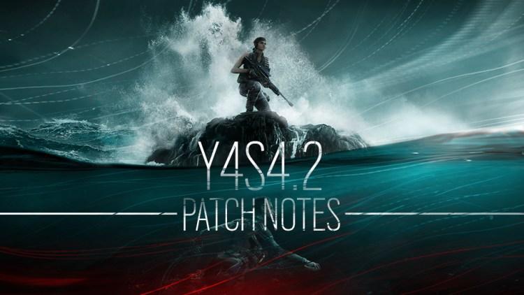 レインボーシックス シージ:Y4S4.2パッチをリリース、Clash復活や多数のバグ修正