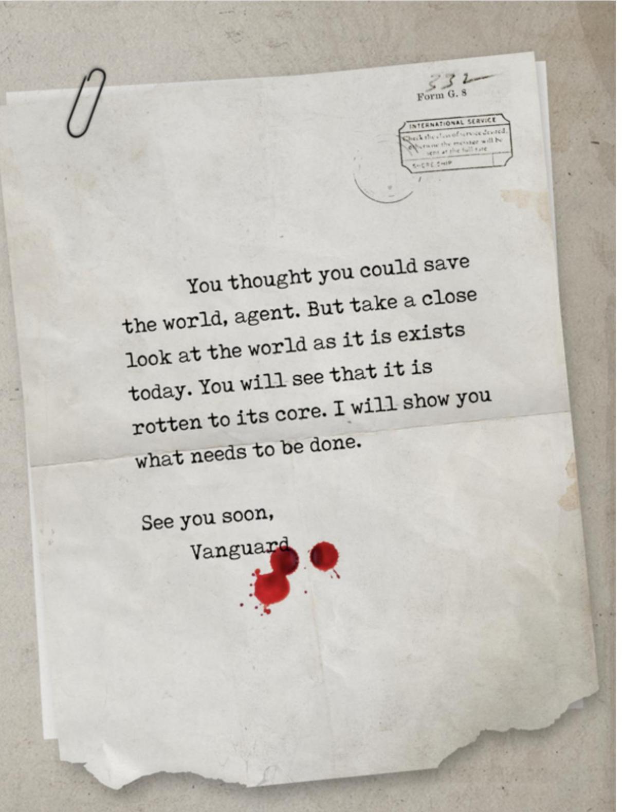 「ディビジョン2の未来」が2月12日午前4時にお披露目、アーロン・キーナーからの手紙がコミュニティに届く