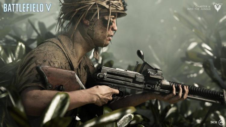 BFV:ガンマニア垂涎!DICEが解説する「十一年式軽機関銃の特殊リロードについて」