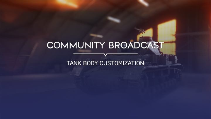 BFV:戦車カスタマイズ実装、37パーツを中隊コインで提供