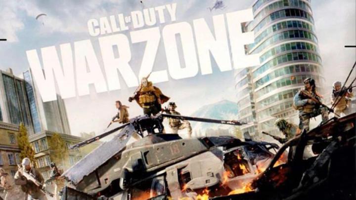 CODMW バトルロイヤル ウォーゾーン Call of Duty:Warzone