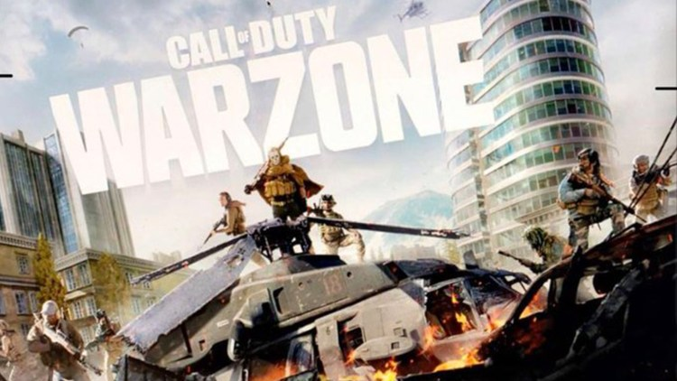[噂] CoD:MW:バトロワモードの名称は「WARZONE(ウォーゾーン)」? 今度はロビー画面がバグで出現か