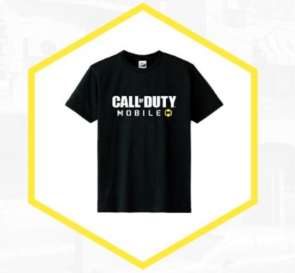 CoDモバイル Tシャツ