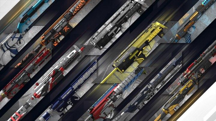 レインボーシックス シージ:パイロットプログラムの新プロチームスキン発売、野良連合のMPXほか全13種