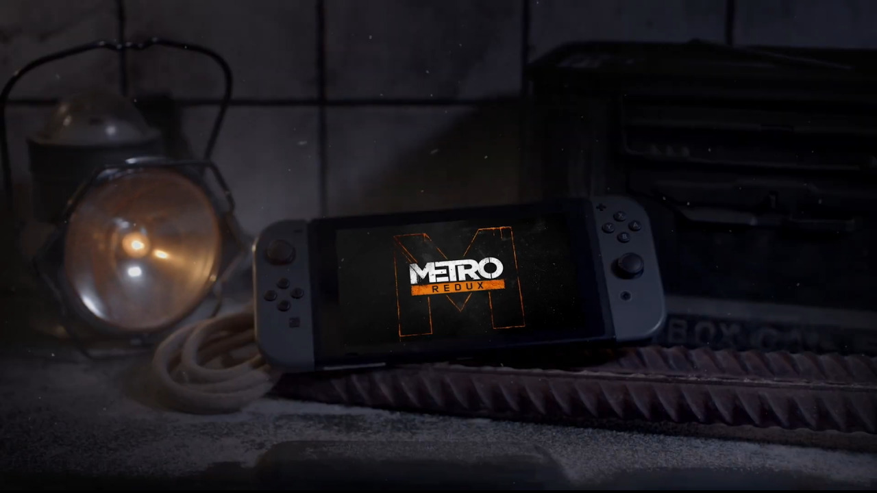 『メトロ リダックス ダブルパック』アナウンストレーラー【Nintendo™ Switch】 0-33 screenshot