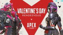 エーペックスレジェンズ:「バレンタインデーランデブー」イベントが2月11日より開催、デュオモード復活 / ダブルXP / チャームなど