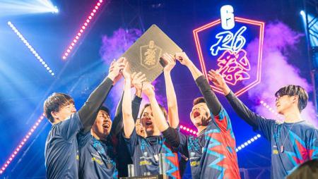 レインボーシックス シージ:「ALIENWARE ジャパンリーグ」完結、圧倒的強さでチャンピオンの座に輝いたのはCYCLOPS Athlete Gaming