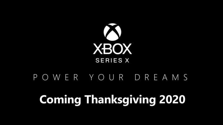 Xbox Series Xの発売日は2020年11月? 公式ページの発売時期一部更新