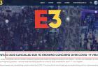 2020年のE3 2020はコロナウイルスの影響で中止、代替案として6月にオンラインイベントを計画中