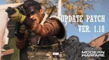 """CoD:MW:アップデート1.18配信、新オペレーター""""Talon""""/ウォーゾーンに4種類の新武器/PERK調整など"""