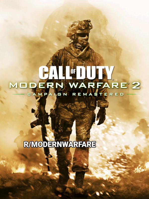 CoD MW2 Campaign Remastered