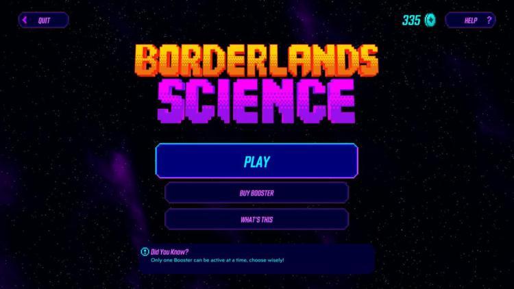 ボダラン3:医学の発展に貢献できるパズル「ボーダーランズ・サイエンス」がゲーム内アーケードに登場