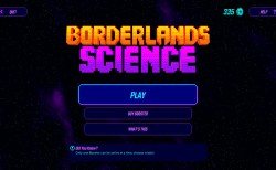 Borderlands-Science
