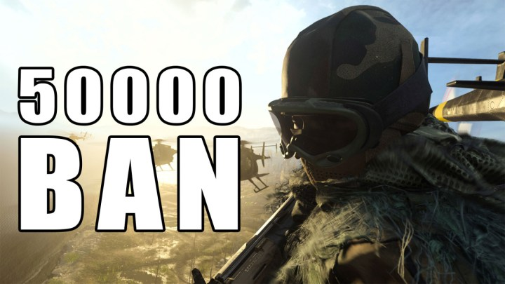 CoD:MW :ウォーゾーンで5万アカウントがBAN、Infinity Ward「チーターには一切容赦をしない」