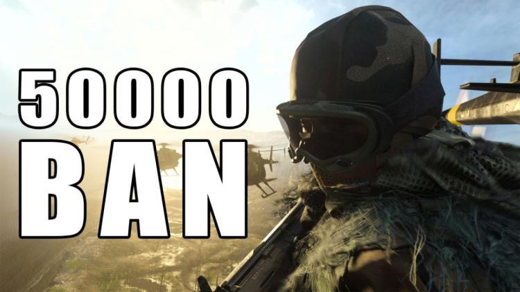"""CoD:Warzone:バトロワ""""ウォーゾーン""""で5万アカウントをBAN「チーターには一切容赦しない」"""