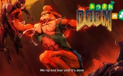 DOOM:あつまれDOOMの森エターナル、しずえさんと悪魔を血祭りにあげよう!ファンメイドのコラボ創作が話題に アイキャッチ