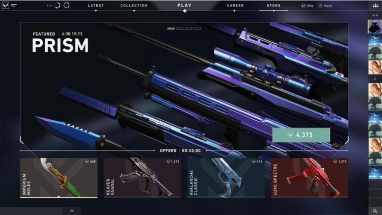 VALORANT(ヴァロラント):新エージェントや武器スキンは「契約書」やポイントでアンロック/スキンは武器の性能に影響せず/2種のバトルパスを用意