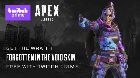 wraith prime