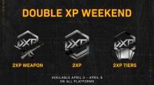CoD:MW:4月4日からダブルXP&ダブルティア開催、バトルパス所有者向けにティアスキップのプレゼントも