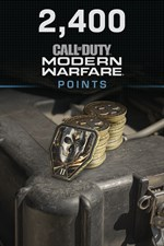 2,400 Call of Duty®: Modern Warfare®ポイント
