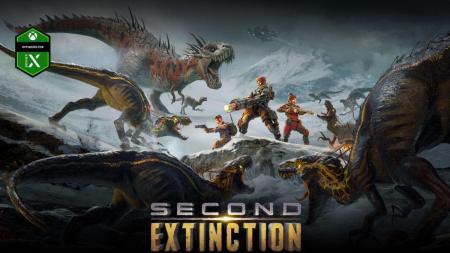 3人協力恐竜FPS『Second Extinction』発表、変異した恐竜たちから地球を取り戻せ!