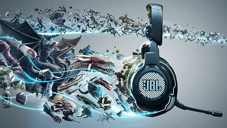 JBL、独自の音響技術で革新的な没入感を生み出すゲーミングヘッドセット「Quantum ONE / 800」5月22日発売