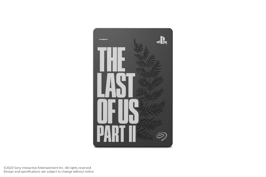 PlayStation®4用Game Drive限定版 - The Last of Us Part II