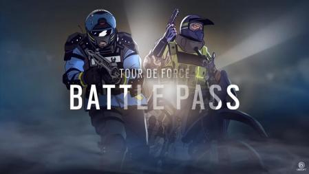 レインボーシックス シージ:新バトルパス「TOUR DE FORCE」が6月29日に登場