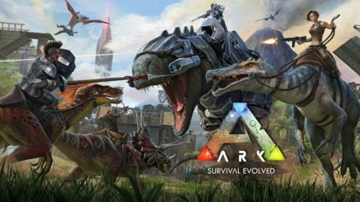 無料:恐竜サバイバル『ARK』と『サムスピ』がEpic Gamesストアにて期間限定配布中