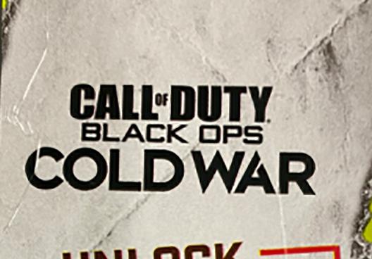 [噂] CoD:BOCW:タイトルは『Call of Duty: Black Ops Cold War』確定で発売日は10月下旬か、タイトルロゴがリーク