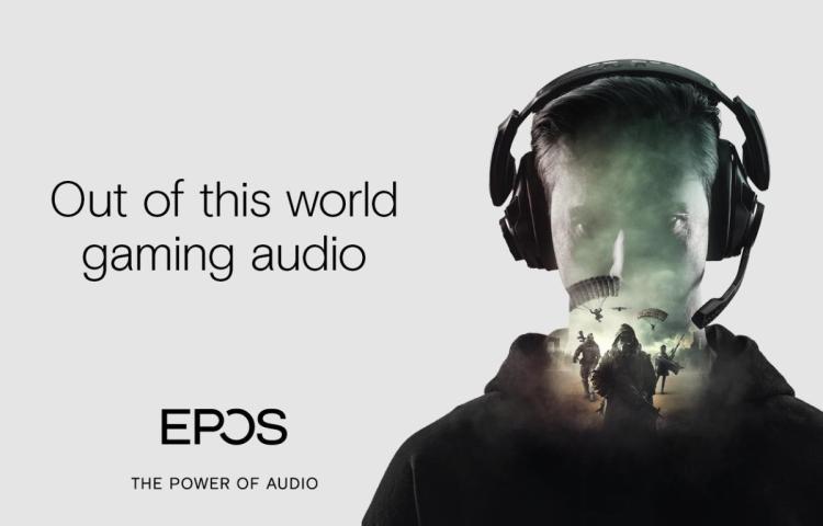 EPOSが世界のゲーミング市場席巻に向け始動、初の単独ブランド製品を10月発売予定