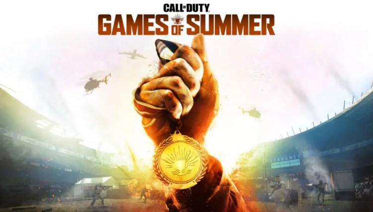 CoD:MW&ウォーゾーン: 豪華報酬がもらえる国別対抗戦イベント「Games of Summer」、日本時間8月29日開幕!