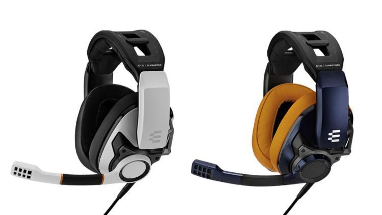 EPOS、人気ゲーミングヘッドセット「GSP 600」に2色の新カラー