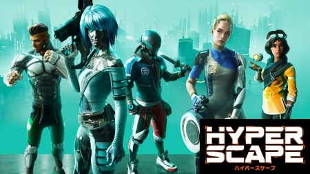 ハイパースケープ:シーズン1「ファースト・プリンシプル」開幕、バトルパス詳細や「Twitch Rivals」の開催を発表