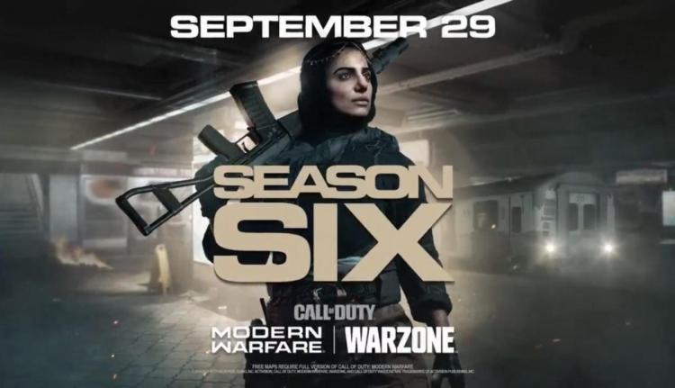CoD:MW:シーズン6は現地時間9月29日スタート、『ウォーゾーン』に地下鉄路線が登場か
