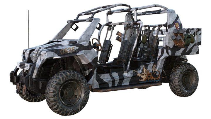 vehicle mako