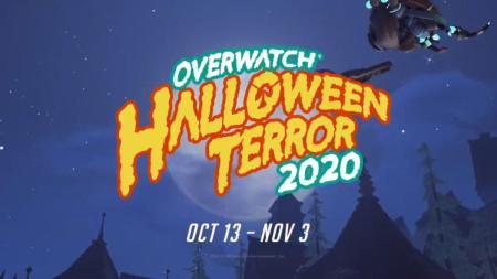 オーバーウォッチ:「オーバーウォッチ ハロウィン・テラー 2020」10月14日より開催、新規追加スキン6種も先行公開
