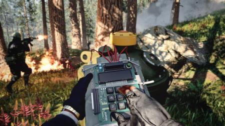 """CoD:BOCW:40人で戦う新モード「FIRETEAM」のトレーラー公開、ウランを集めて""""ダーティーボム""""を爆破せよ"""